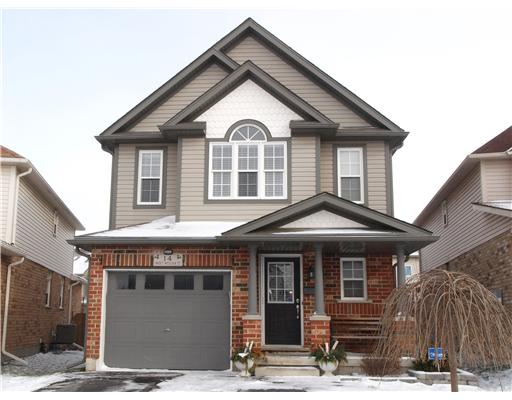 14 Sweet William St, Kitchener Ontario
