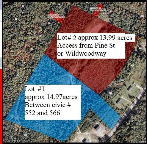 Lot 01 102 Route, Burton New Brunswick, Canada