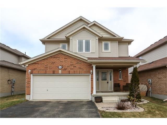 560 St Moritz Avenue, Waterloo Ontario, Canada