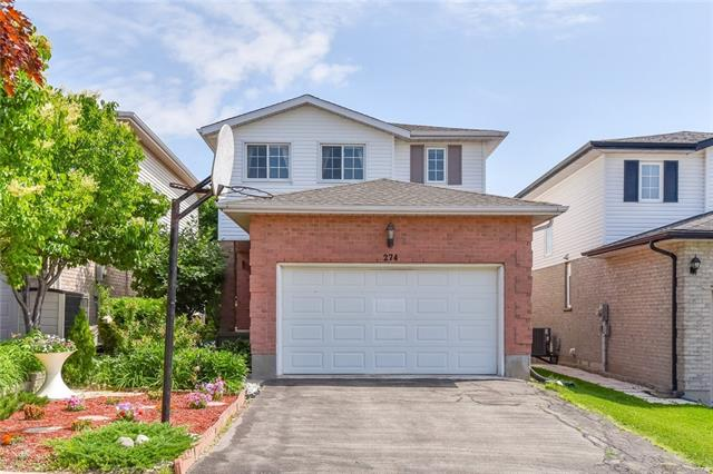 274 Resurrection Drive, Kitchener Ontario, Canada