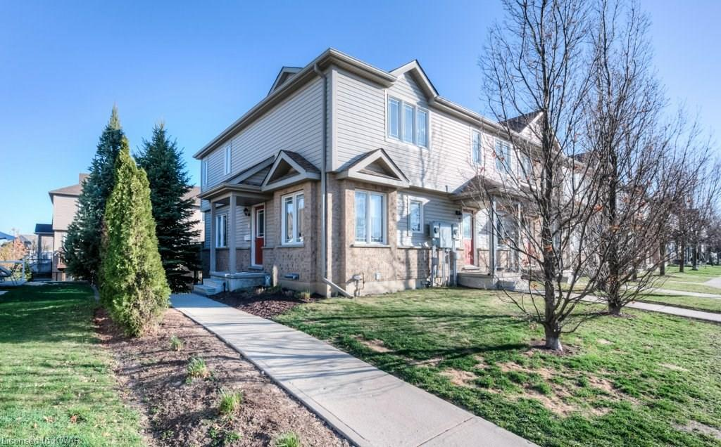 535 WINDFLOWER Crescent Unit# 5, Kitchener Ontario, Canada