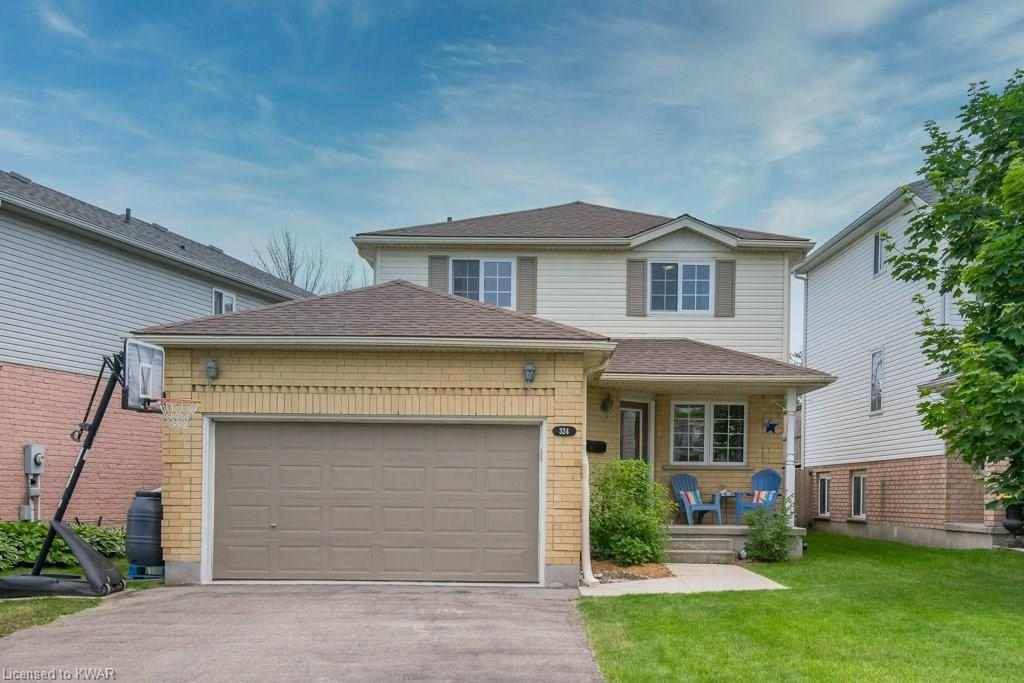 324 HAVENDALE Crescent, Waterloo Ontario, Canada