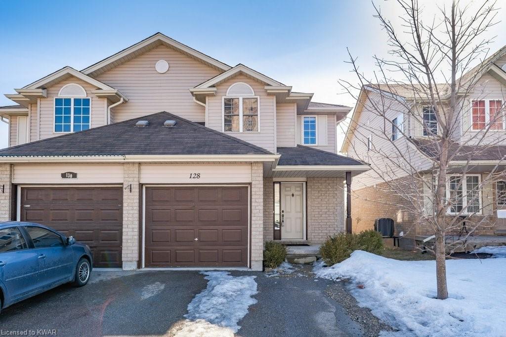 128 Fallowfield Drive, Kitchener Ontario, Canada
