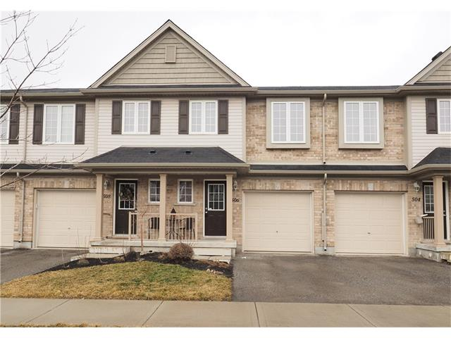 506 Beaumont Crescent, Kitchener Ontario, Canada