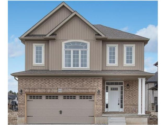 268 Falconridge Drive, Kitchener Ontario, Canada