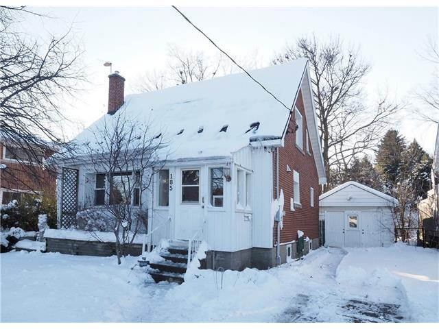 185 Pleasant Avenue, Kitchener Ontario, Canada