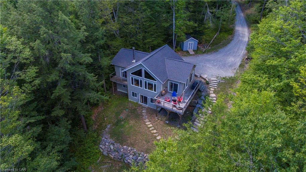 1084 Johnson Bay Road, Haliburton Ontario, Canada