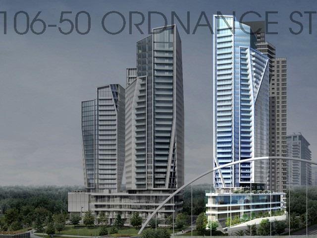 50 Ordnance St, Toronto Ontario, Canada