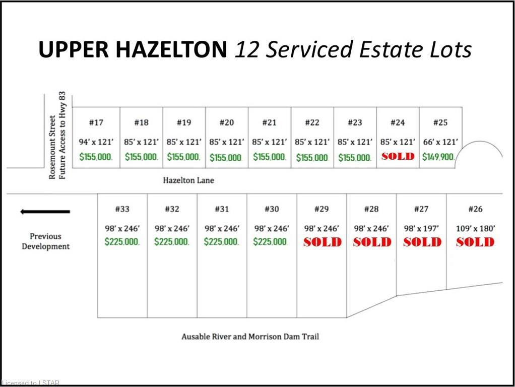 256 Hazelton Lane, Exeter Ontario, Canada