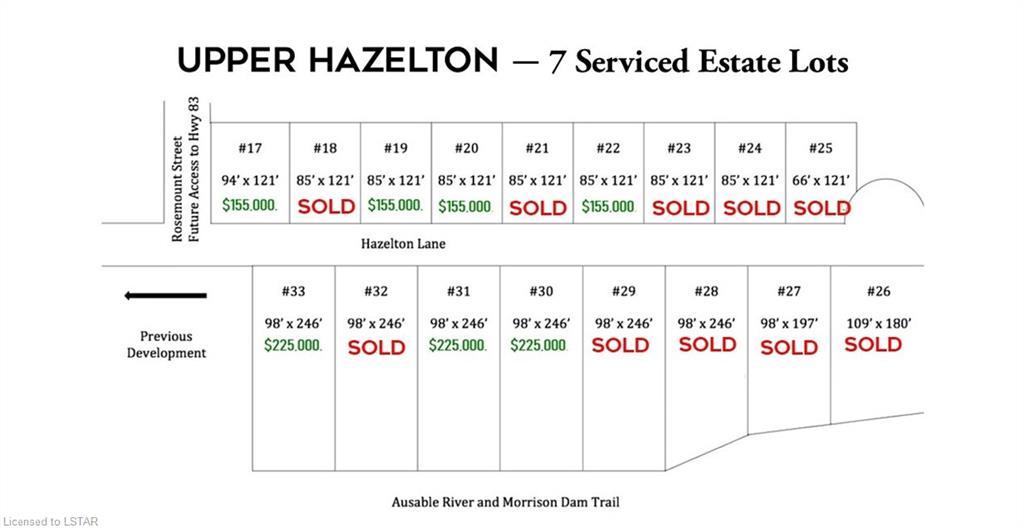 251 Hazelton Lane, Exeter Ontario, Canada