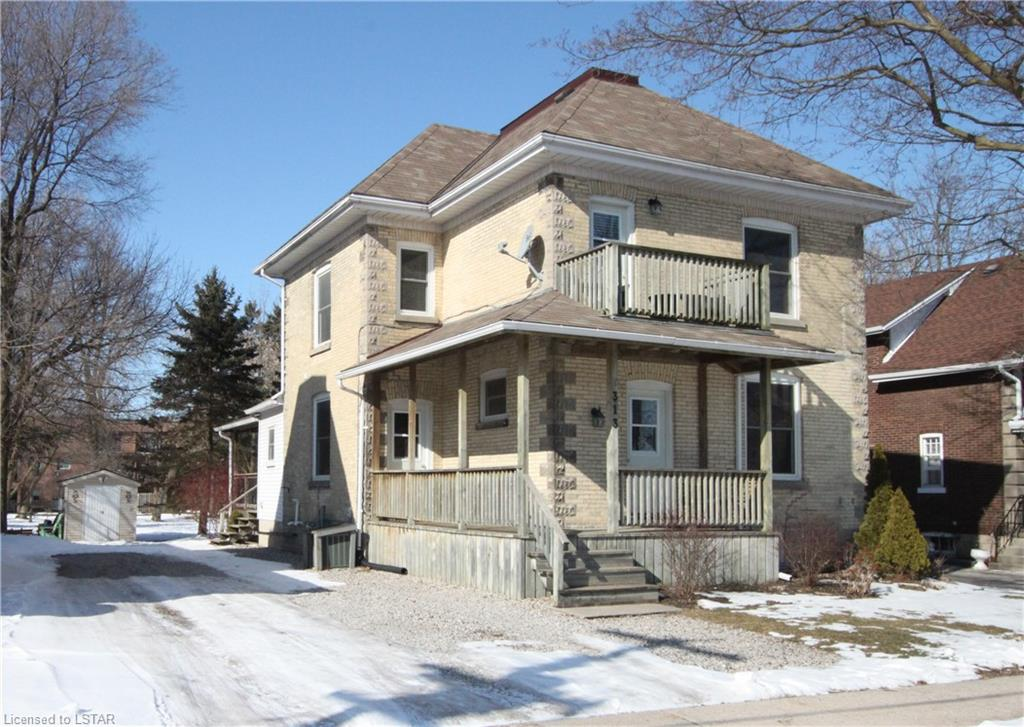 313 WILLIAM Street, Exeter Ontario, Canada
