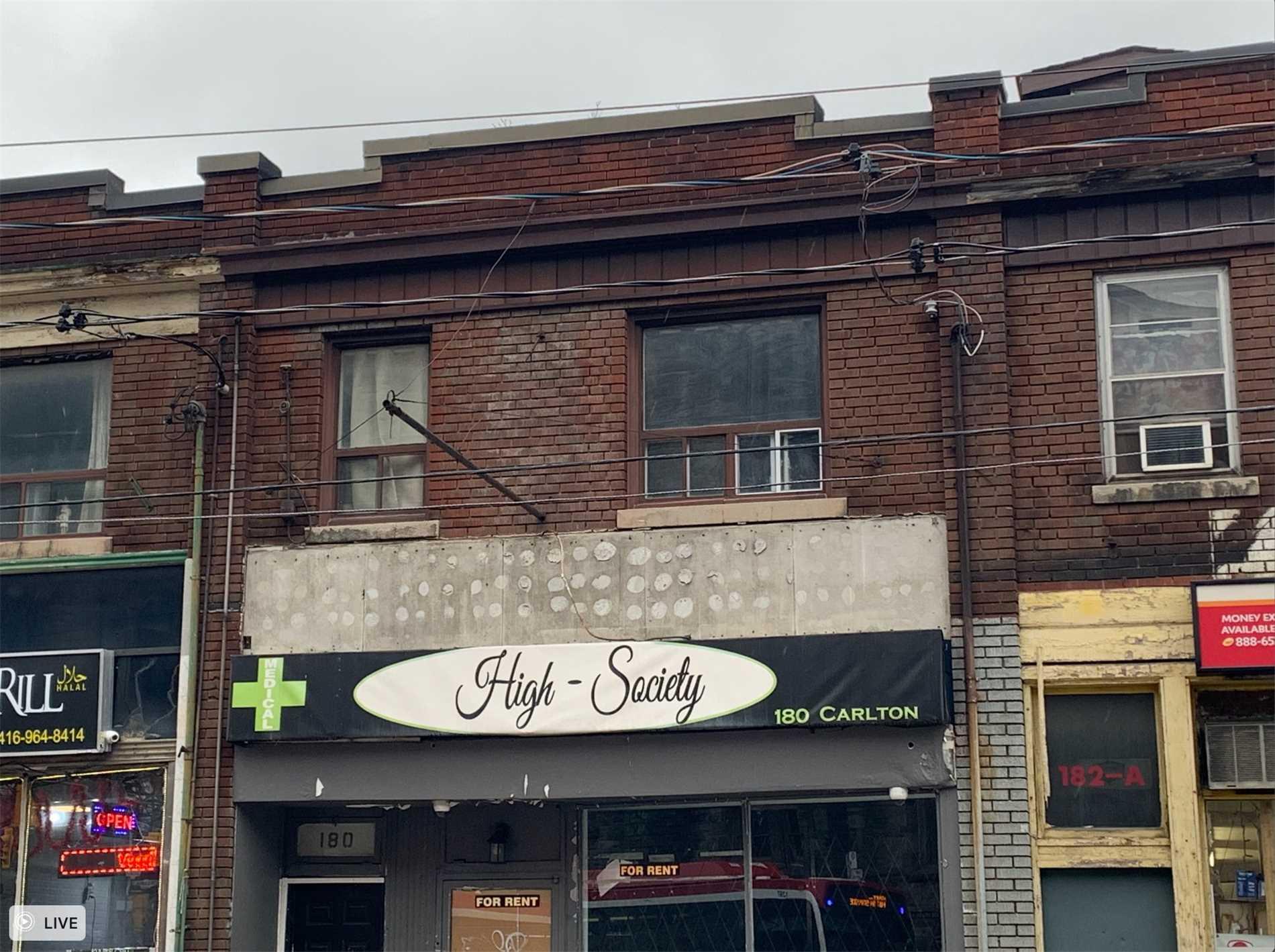 180 Carlton St, Toronto Ontario, Canada