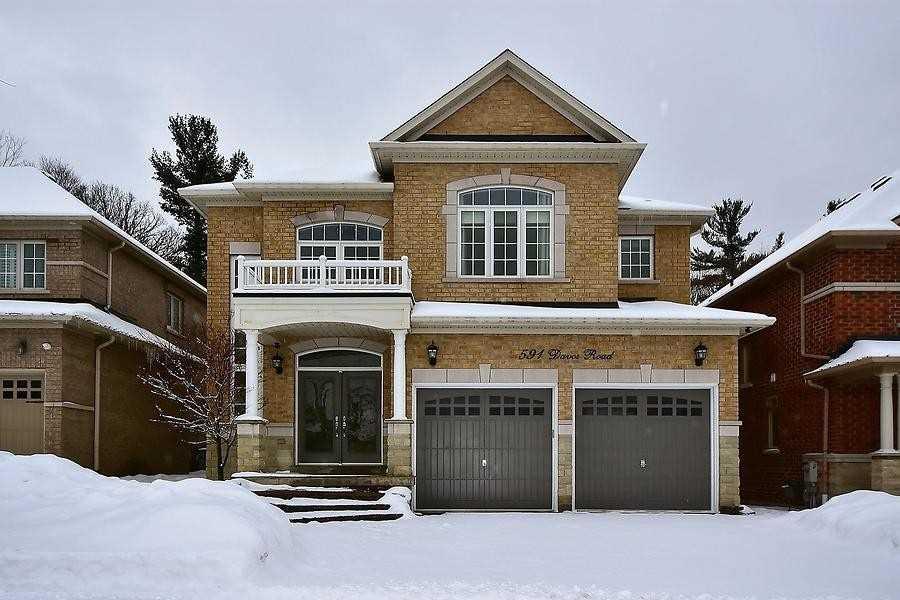 591 Davos Rd, Vaughan Ontario, Canada