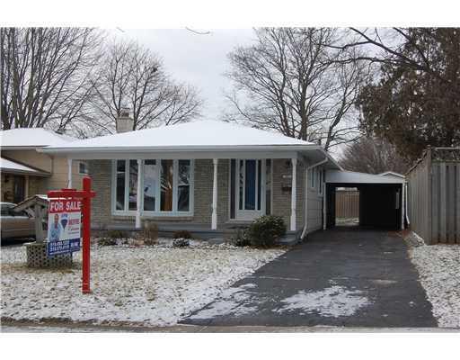 97 pepperwood cr, Kitchener Ontario, Canada