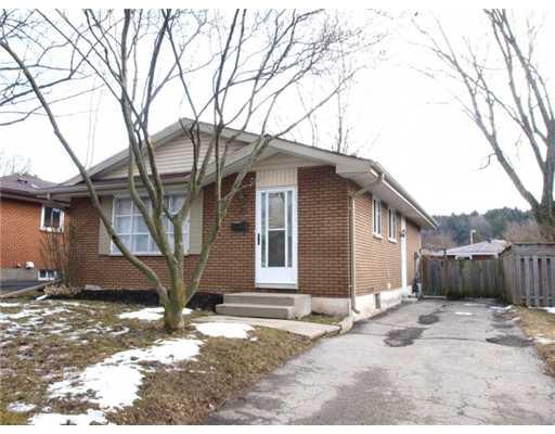 35 Arrowhead Cr, Kitchener Ontario
