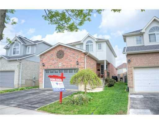 44 hollyridge cr, Kitchener Ontario, Canada