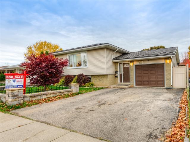 293 overlea drive, Kitchener Ontario, Canada