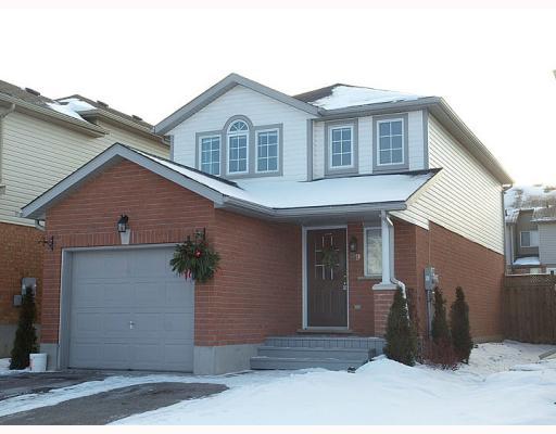 39 Bridlewreath St, Kitchener Ontario