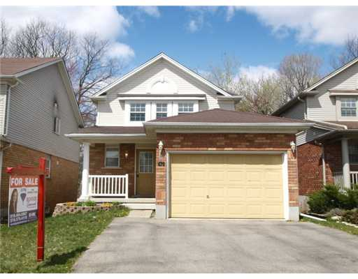 476 Veronica Dr, Kitchener Ontario