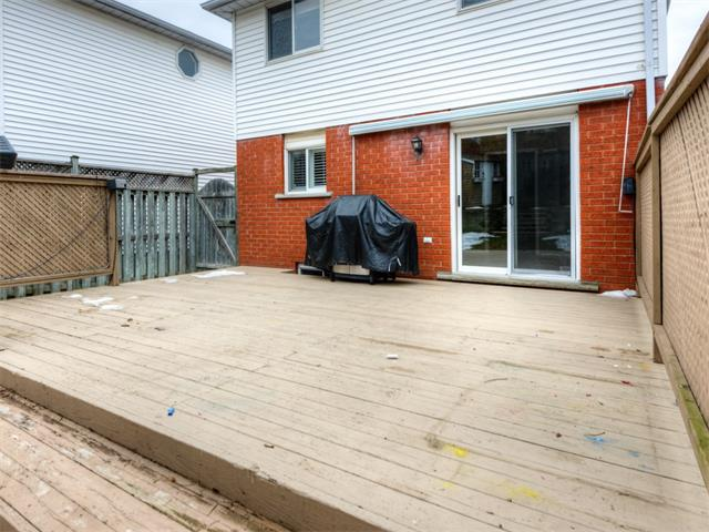 470 Misty Crescent, Kitchener Ontario