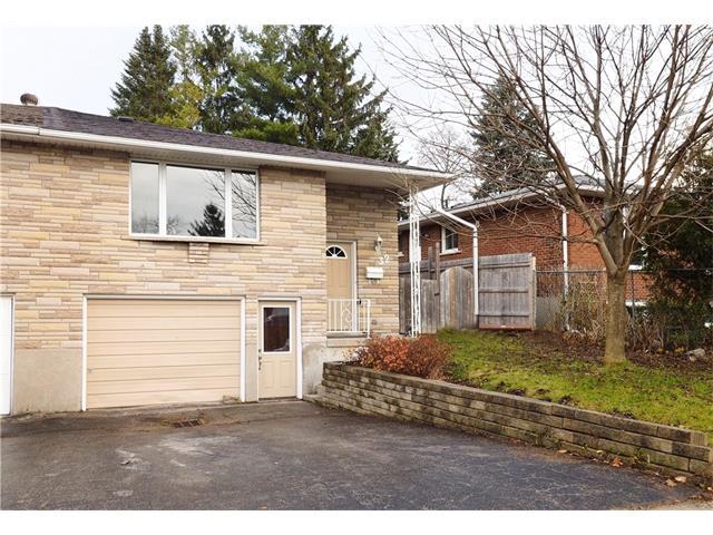 32 Obermeyer Drive, Kitchener Ontario