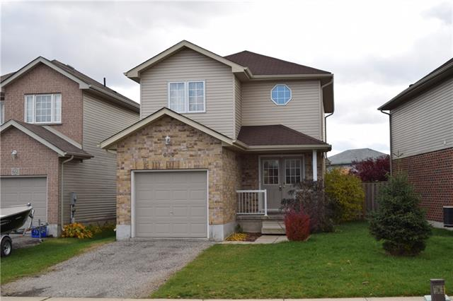 606 Windflower Crescent, Kitchener Ontario, Canada