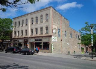 252-256 main st east, Picton Ontario, Canada