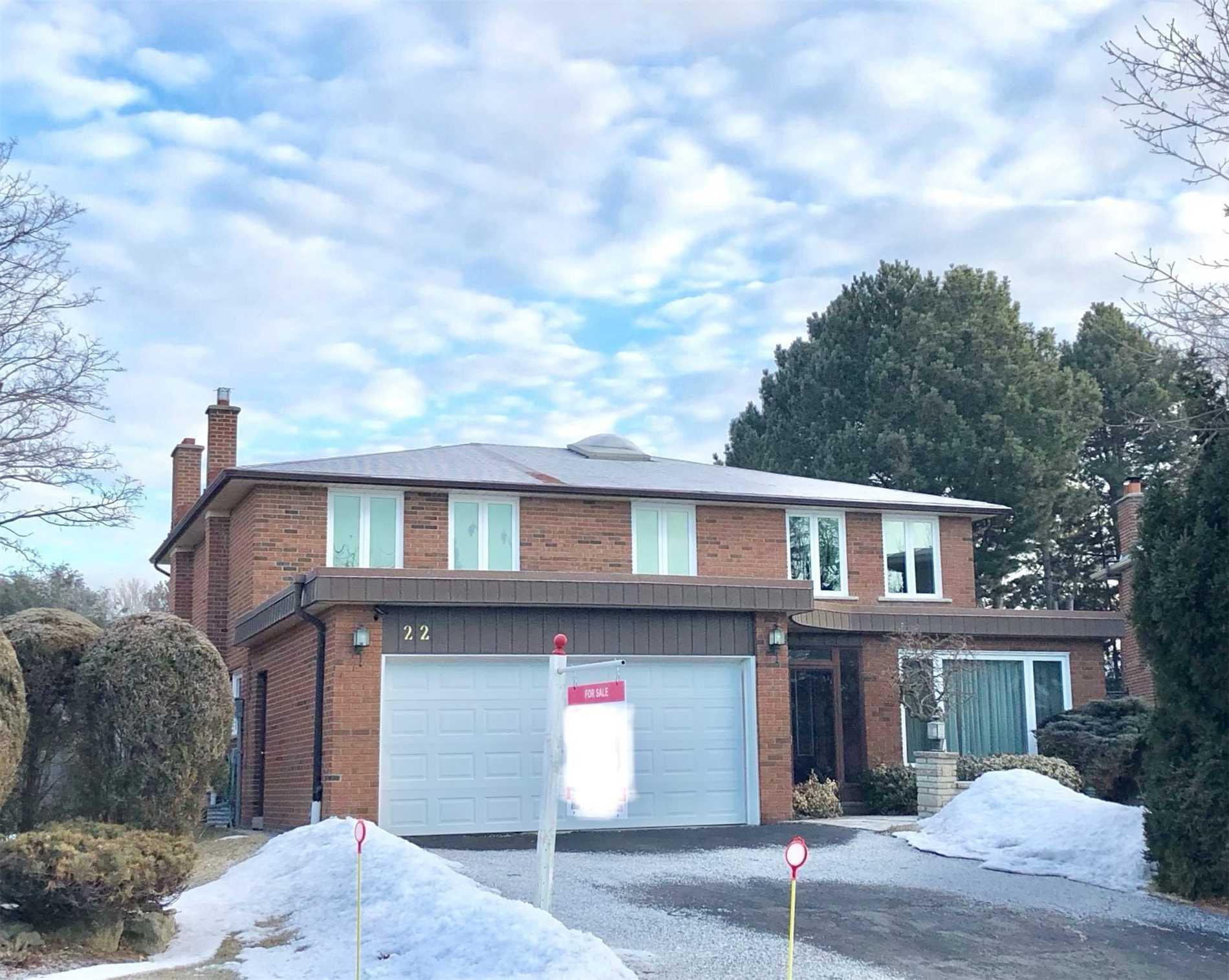 22 Hawleaf Cres, Toronto Ontario, Canada