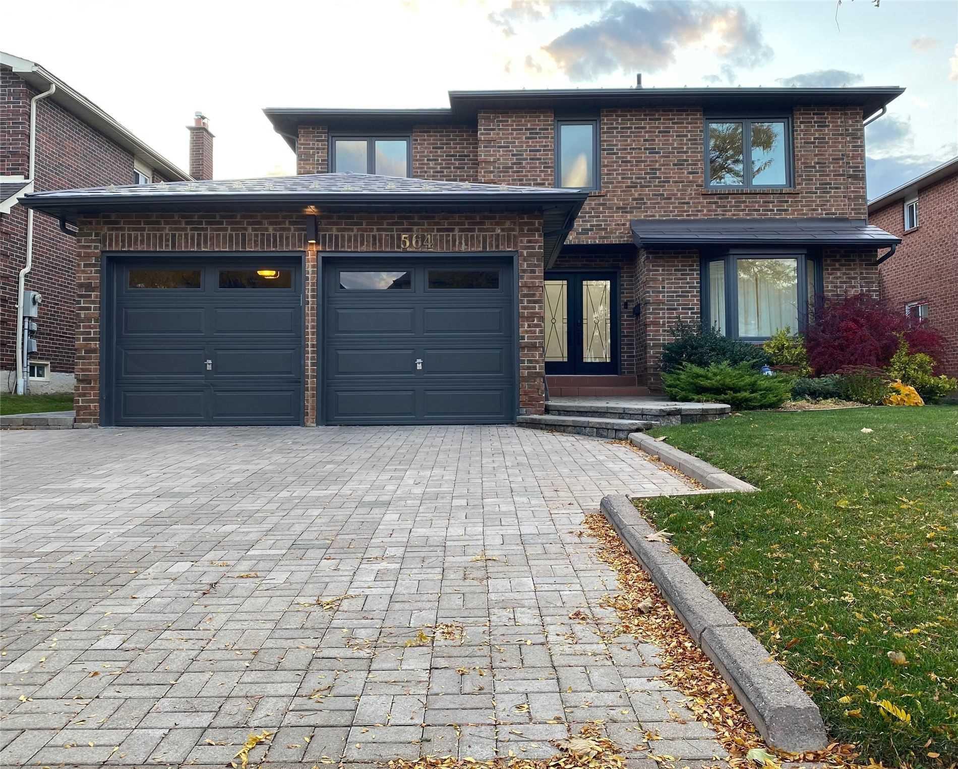 564 Dahlia Cres, Pickering Ontario, Canada