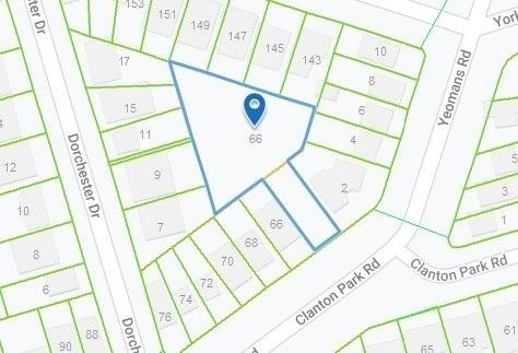 64 Clanton Park Rd, Toronto Ontario, Canada