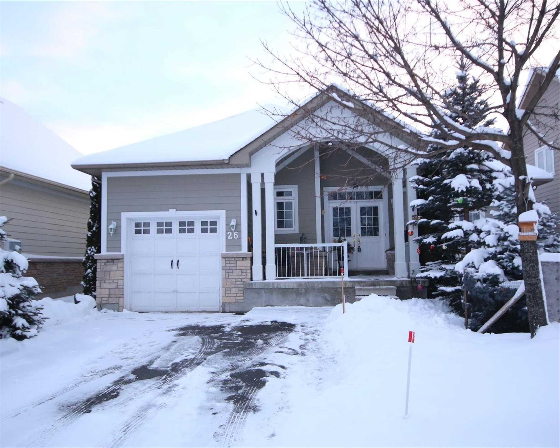 26 Clubhouse Dr, Collingwood Ontario, Canada