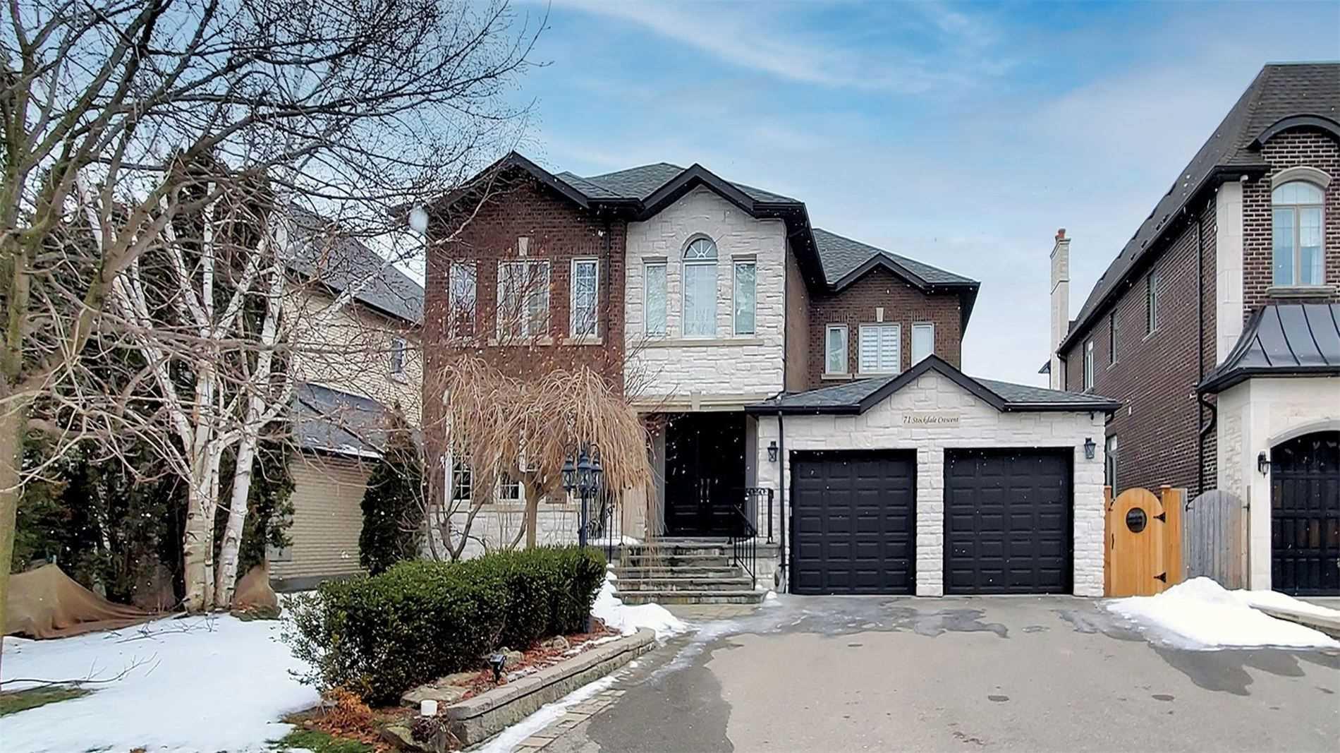 71 Stockdale Cres, Richmond Hill Ontario, Canada
