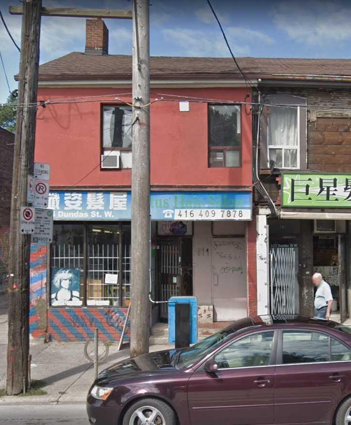 614 Dundas St W, Toronto Ontario, Canada
