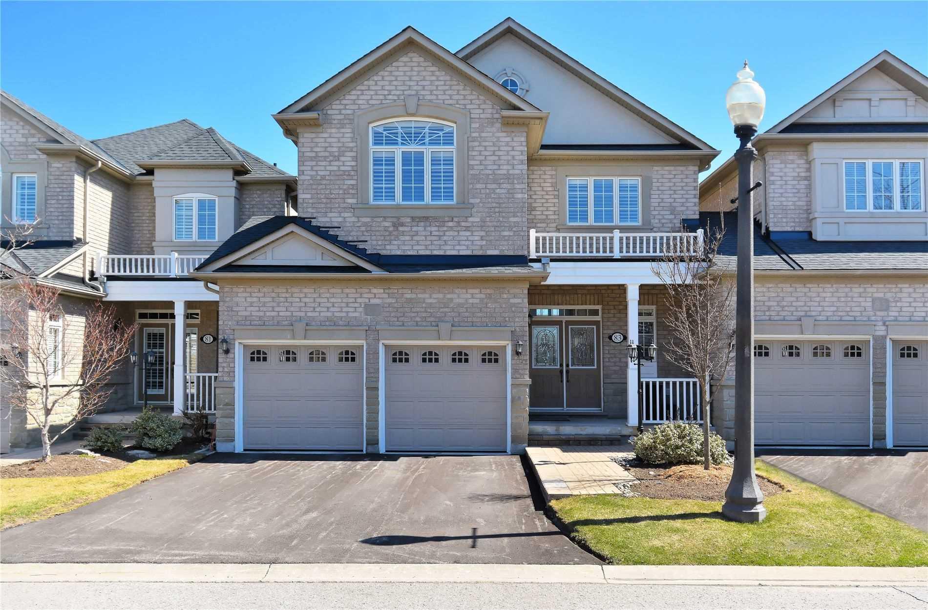 83 Stonecliffe Cres, Aurora Ontario, Canada