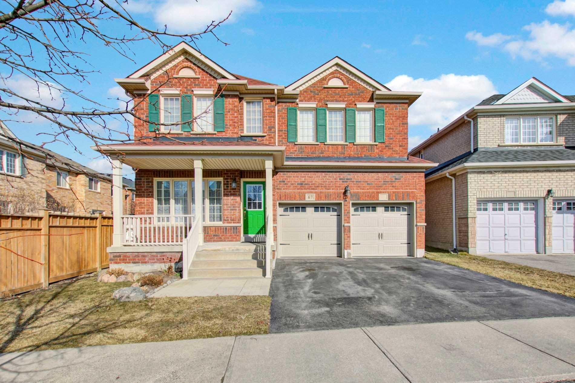 67 Bevan Cres, Ajax Ontario, Canada