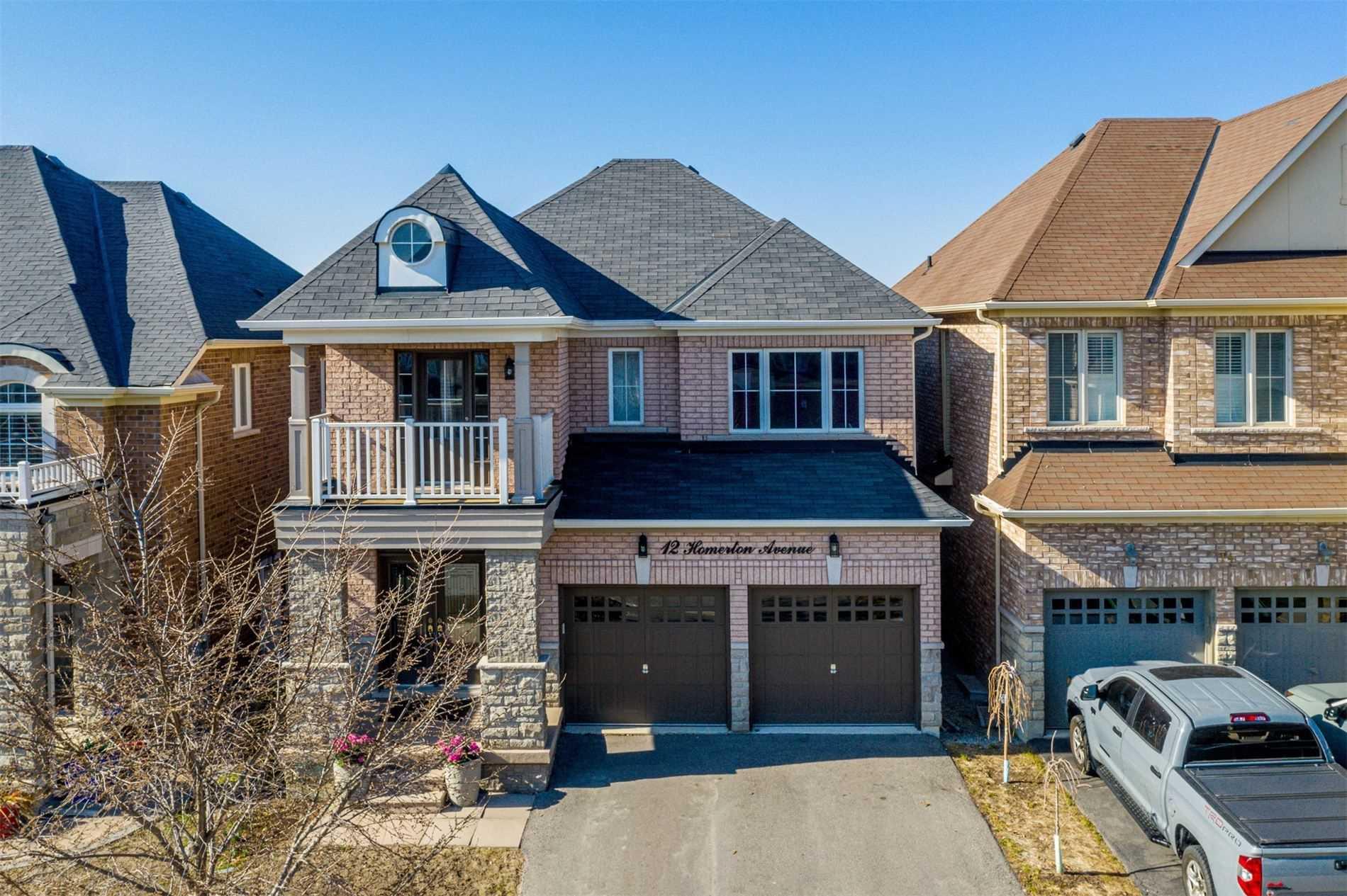 12 Homerton Ave, Richmond Hill Ontario, Canada