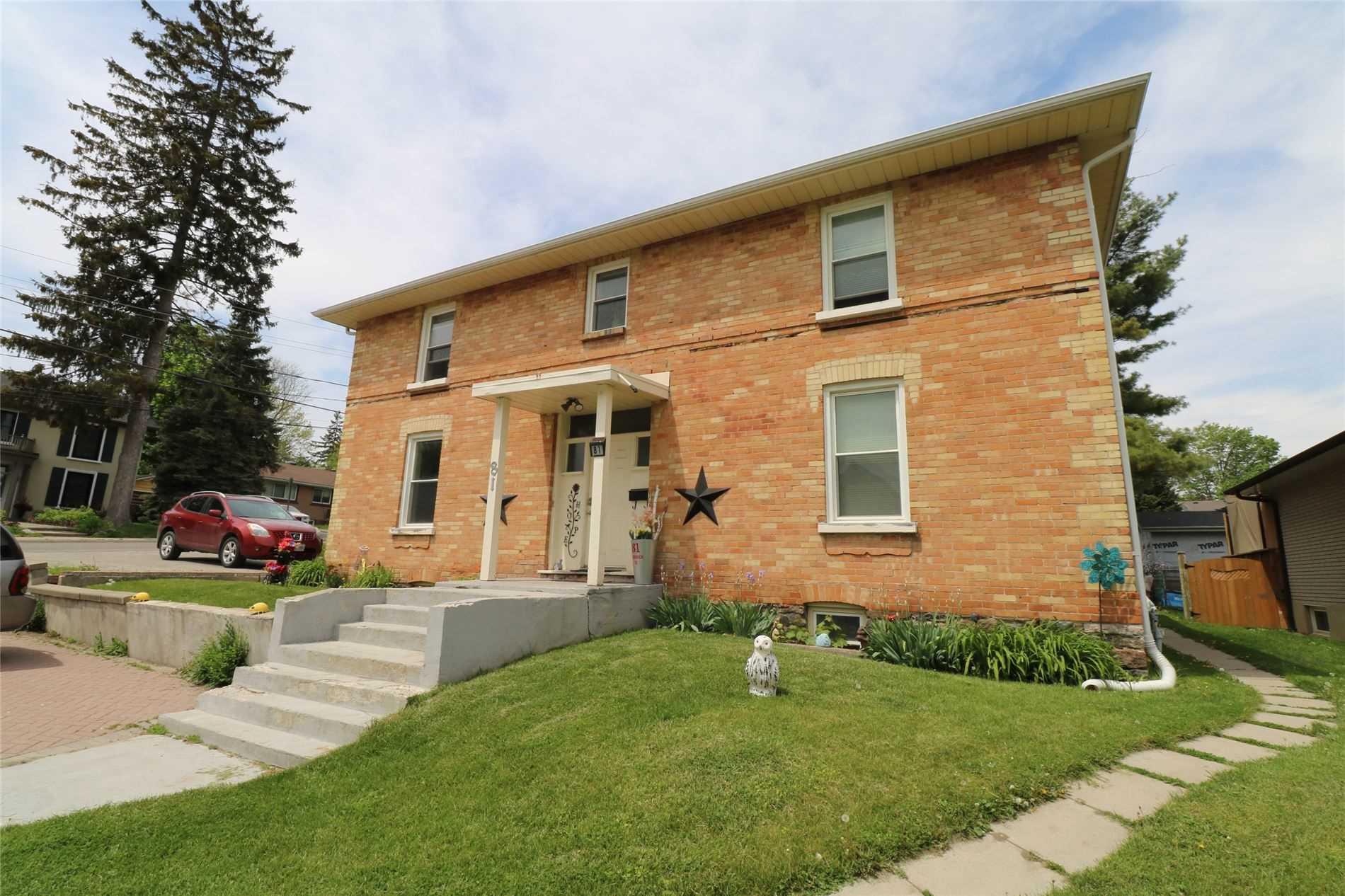 81 Frederick St, Bradford West Gwillimbury Ontario, Canada