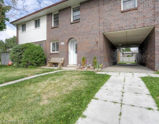 31 GREENGATE Road Unit# 211, Guelph Ontario, Canada