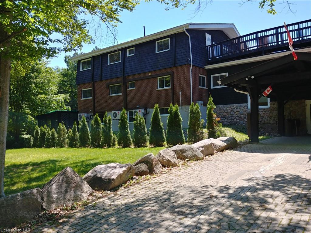 279 ADAMS Road, Sundridge Ontario, Canada