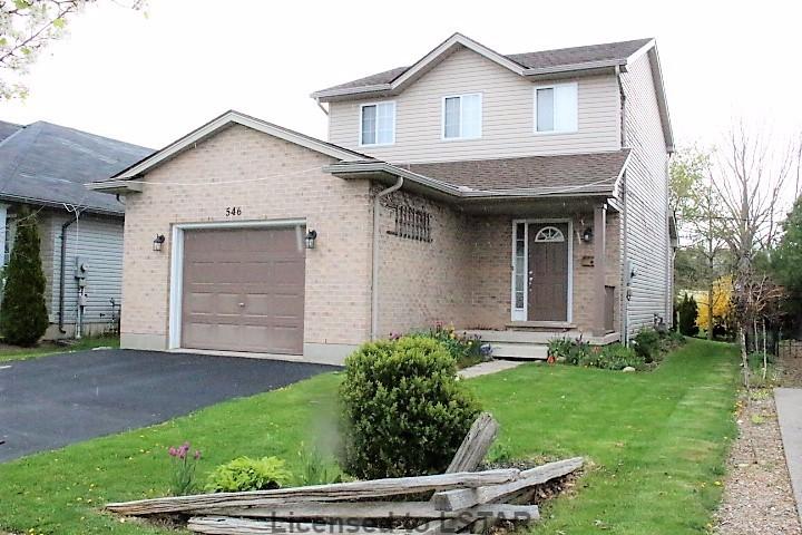 546 HIGHVIEW DR, St. Thomas, Ontario, Canada