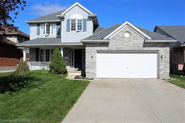 9 WINDEMERE Place, St. Thomas, Ontario, Canada