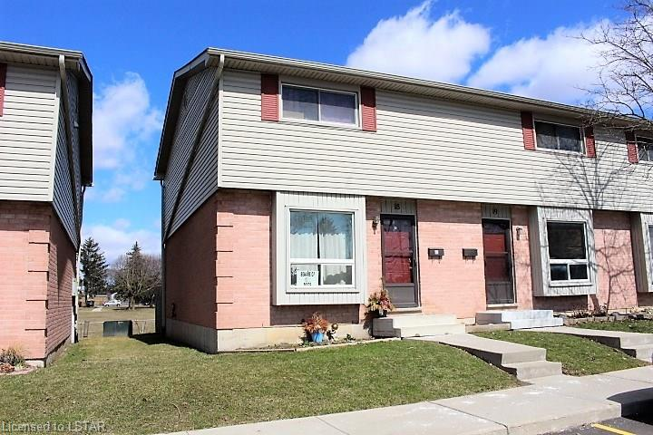 1200 CHEAPSIDE Street Unit# 18, London Ontario, Canada