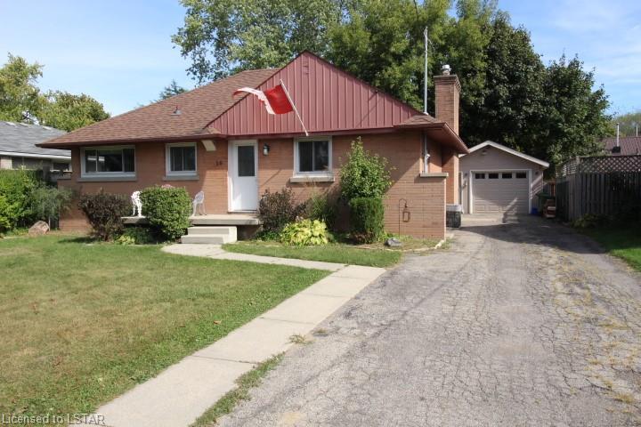 16 DIEPPE Drive, St. Thomas, Ontario, Canada