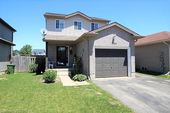 609 HIGHVIEW Drive, St. Thomas, Ontario, Canada