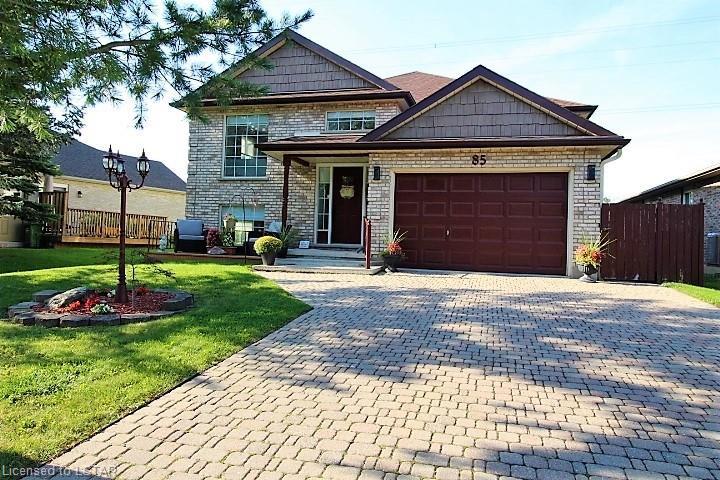 85 DONKER Drive, St. Thomas, Ontario, Canada