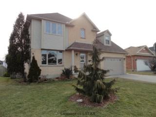 38 CAVANAUGH CR, St. Thomas, Ontario, Canada
