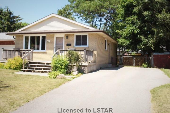21 VANBUSKIRK DR, St. Thomas, Ontario, Canada