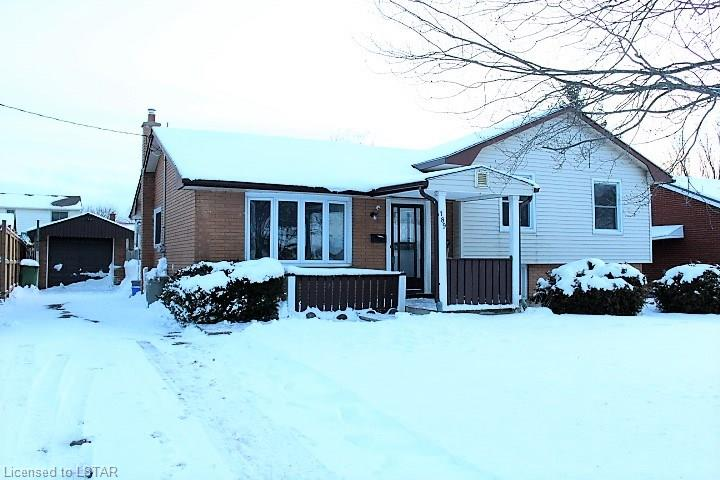 189 MYRTLE Street, St. Thomas Ontario, Canada