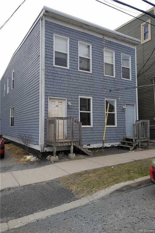 24-26 Douglas Avenue, Saint John New Brunswick, Canada