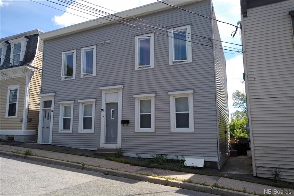 96-98 Wright Street, Saint John New Brunswick, Canada